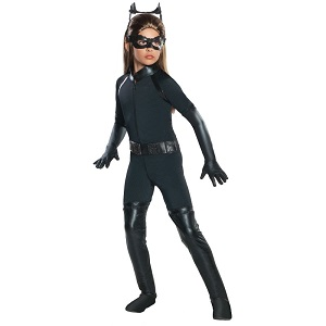 The Dark Knight Rises Catwoman Child Costume  sc 1 st  Batman Child Costumes & Batman Kids Costumes Like The Batgirl Girls Costume and The Dark ...